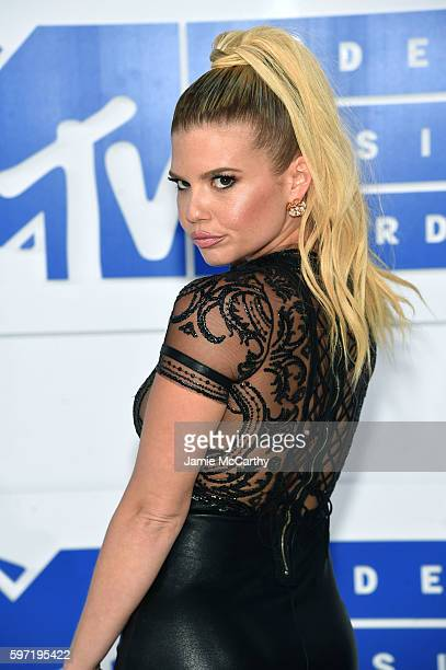 Chanel West Coast attends the 2016 MTV Video Music Awards at Madison Square Garden on August 28 2016 in New York City