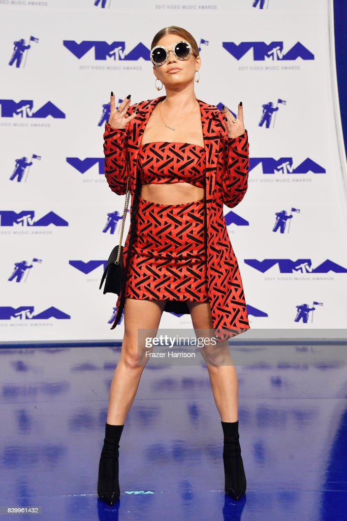 Chanel West Coast attends the 2017 MTV Video Music Awards at The Forum on August 27, 2017 in Inglewood, California.