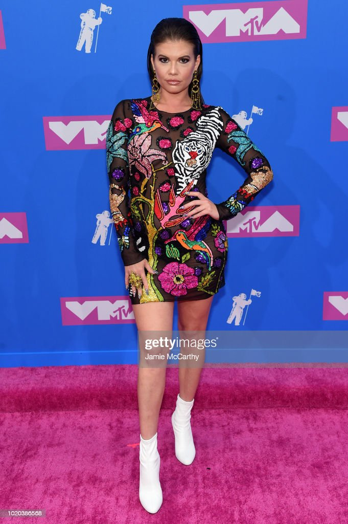 Chanel West Coast attends the 2018 MTV Video Music Awards at Radio City Music Hall on August 20, 2018 in New York City.