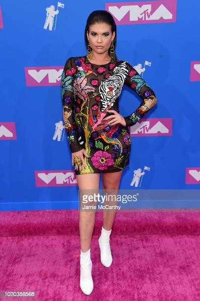 Chanel West Coast attends the 2018 MTV Video Music Awards at Radio City Music Hall on August 20 2018 in New York City