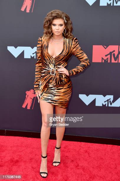 Chanel West Coast attends the 2019 MTV Video Music Awards at Prudential Center on August 26 2019 in Newark New Jersey