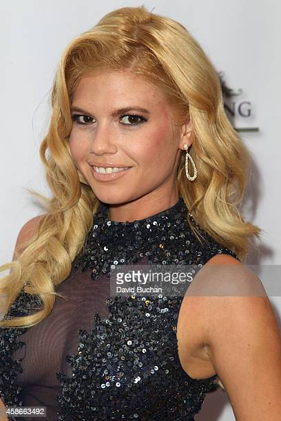 Chanel West Coast attends the 3rd Annual Unlikely Heroes Awards Dinner and Gala at Sofitel Hotel on November 8 2014 in Los Angeles California