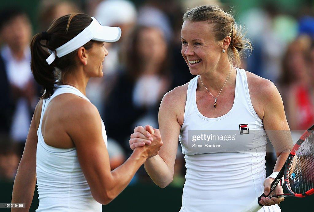 Day Three: The Championships - Wimbledon 2014