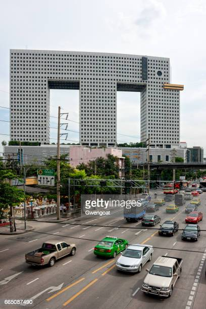 Edifício de Chang em Bangkok