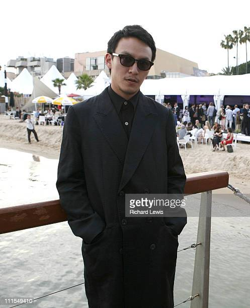 Chang Chen during 2007 Cannes Film Festival Fortissimo Films Party at Majestic Beach 60