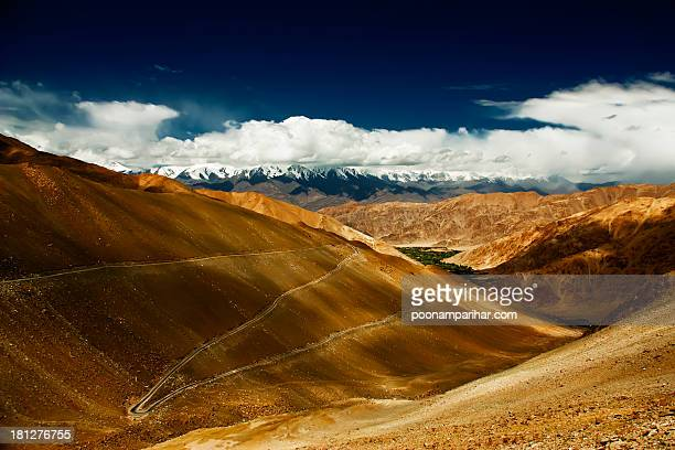 Chang La, Valley View Ladakh