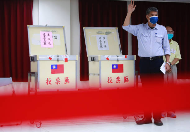TWN: Taiwan: Kuomingtang Chairmanship Election 2021