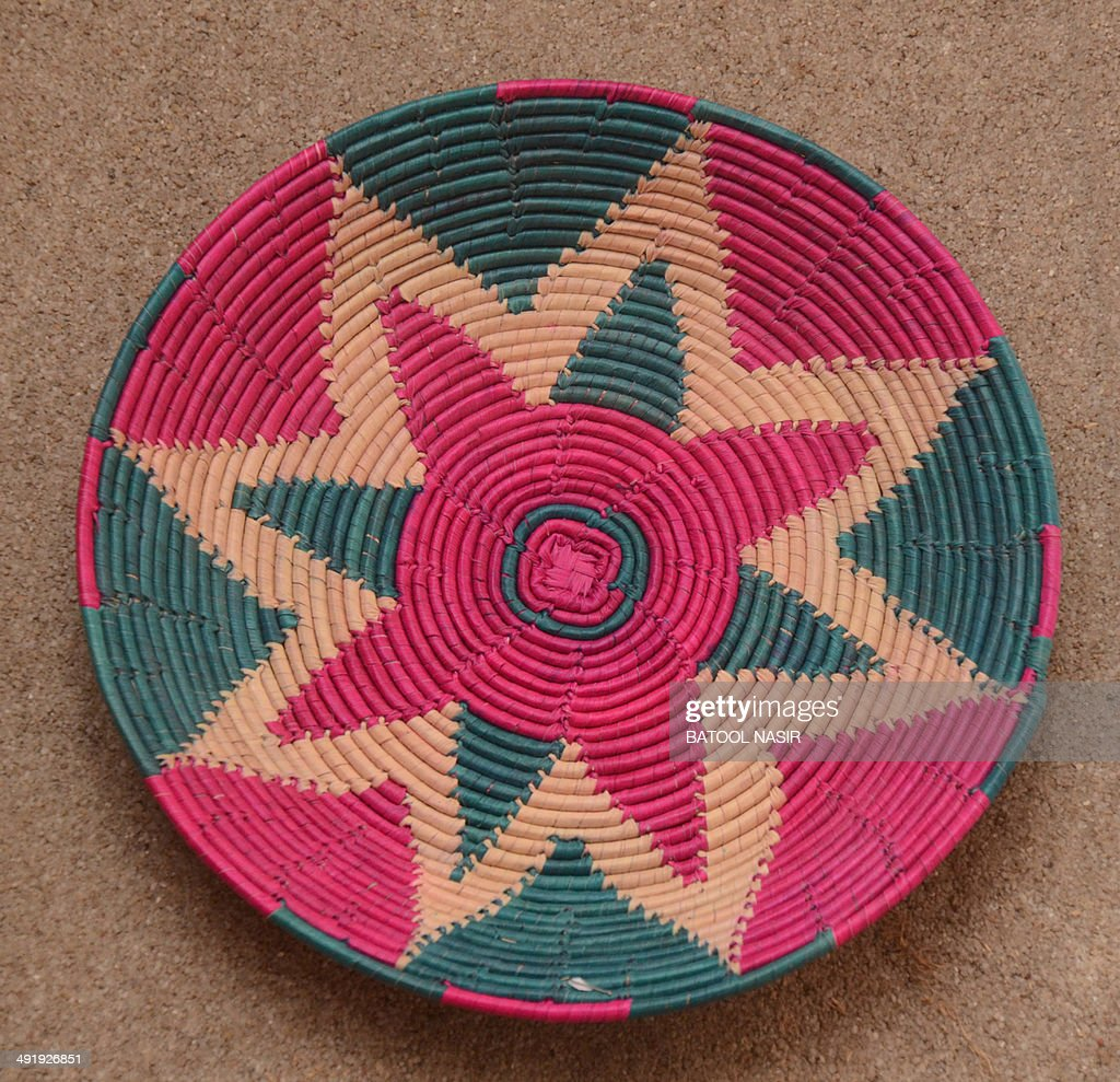 Changair Handicrafts Of Punjab Stock Photo Getty Images