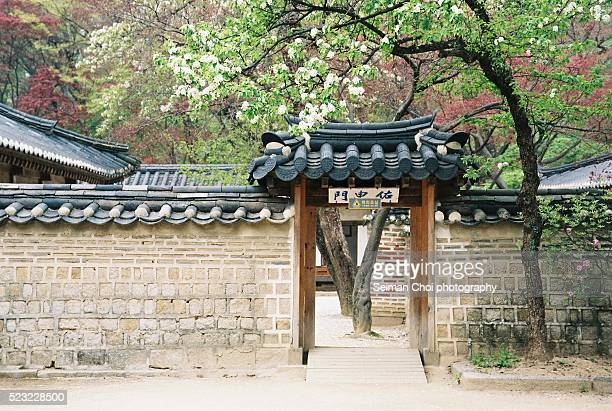 Changdeokgung Palace, The Secret Garden, UNESCO World Heritage, Seoul Korea