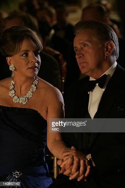 WING 'A Change Is Gonna Come' Episode 7 Aired 12/1/04 Pictured Stockard Channing as Abbey Bartlet Martin Sheen as President Josiah 'Jed' Bartlet...