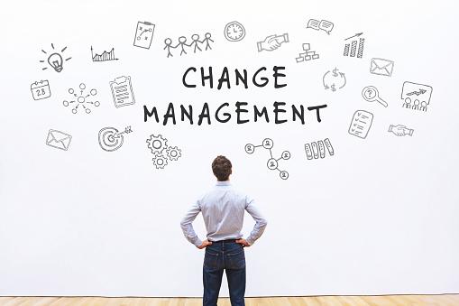 change management concept 1158791600