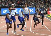 change athlete times meter final london