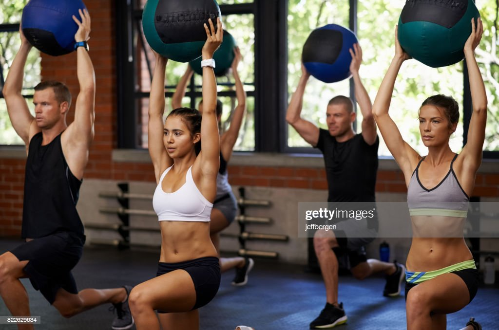 Change up your workout : Stock Photo