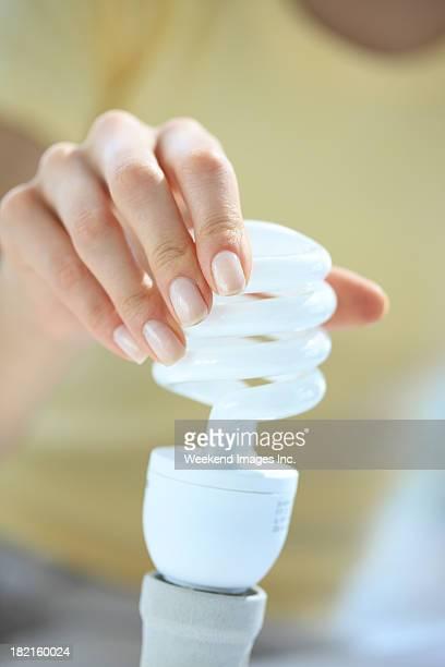 Neue Glühbirne