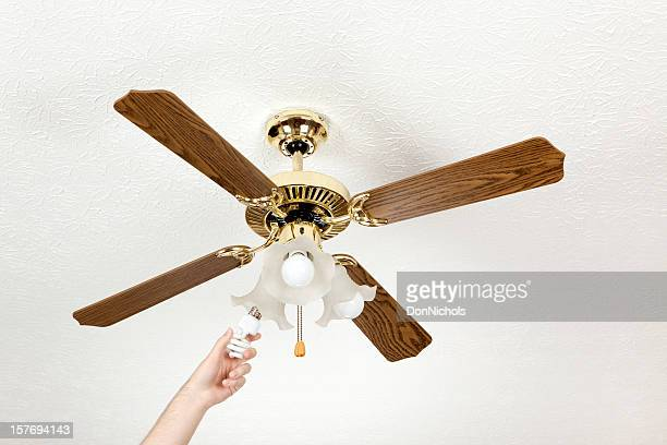 Ceiling fan getty images cfl mozeypictures Image collections