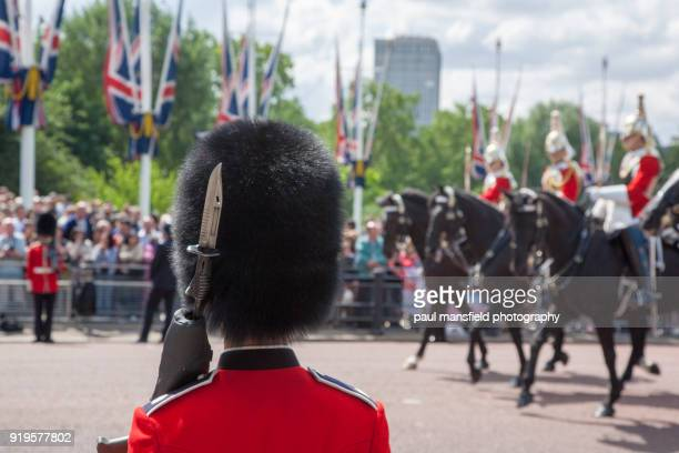 Changing of the Guard, The Mall, London