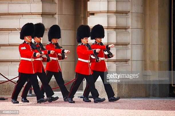 Changing of the Guards Buckingham Palace, London, England