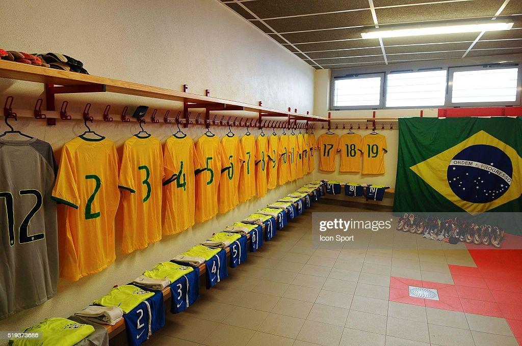 Brazil v Marocco - U16 Mondial football Montaigu Photos and Images ...