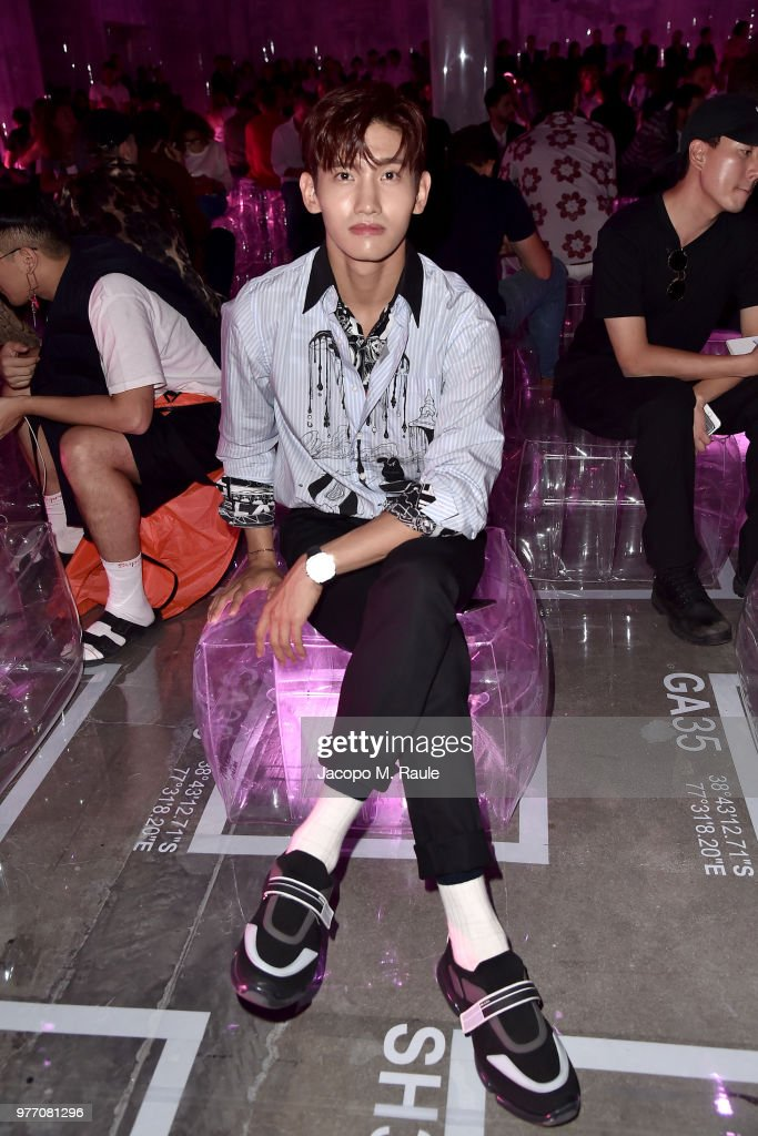 Prada - Arrivals & Front Row - Milan Men's Fashion Week Spring/Summer 2019