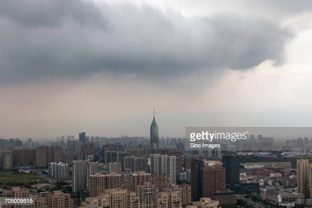 changzhou cityscape - changzhou stock pictures, royalty-free photos & images