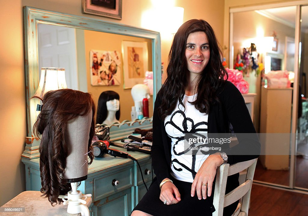 Chani Wuensch Who Makes Special Wigs For Orthodox Jewish Women To