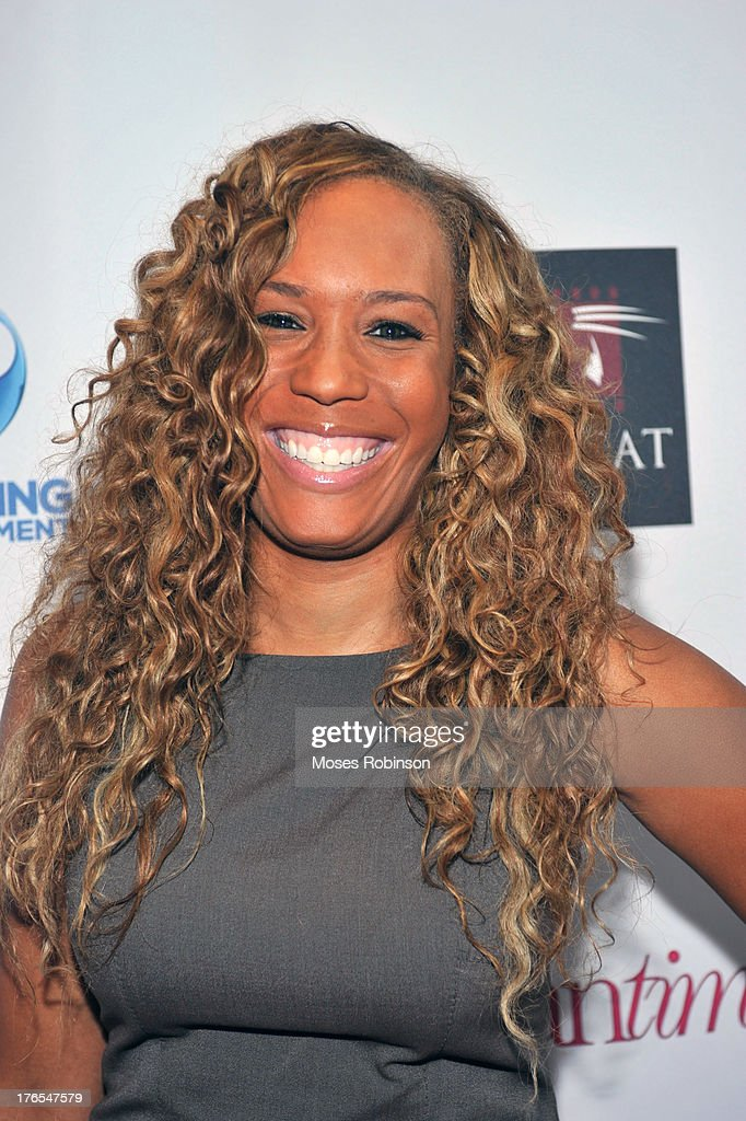 Chanita Foster attends the premiere of 'In the Meantime' at the Woodruff Arts Center on August 14, 2013 in Atlanta, Georgia.