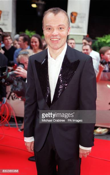Channel 4 chat show host and comedian Graham Norton arrives at the British Academy TV Awards in London.