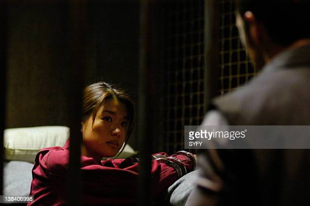 Channel Home Part 1 Episode 6 Air Date Pictured Grace Park as Lieutenant Sharon 'Boomer' Valerii