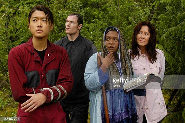 Channel Home Part 1 Episode 6 Air Date Pictured Grace Park as Lieutenant Sharon 'Boomer' Valerii Tahmoh Penikett as Captain Karl 'Helo' Agathon...