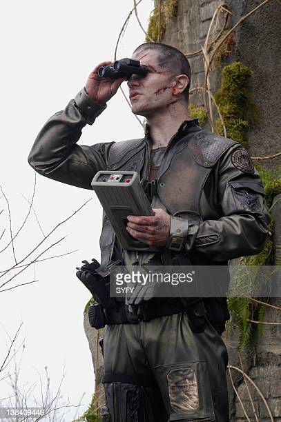Channel 'Scattered' and 'Valley of Darkness' Episode 1 2 Air Dates and Pictured Samuel Witwer as Alex 'Crashdown' Quartararo