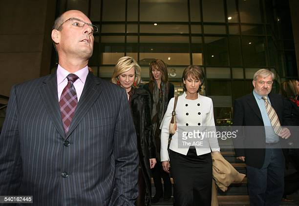 Channel Seven case verdict at the Melbourne Magistrate's Court relating to Channel Seven and the Sunday HeraldSun being charged with naming a minor a...