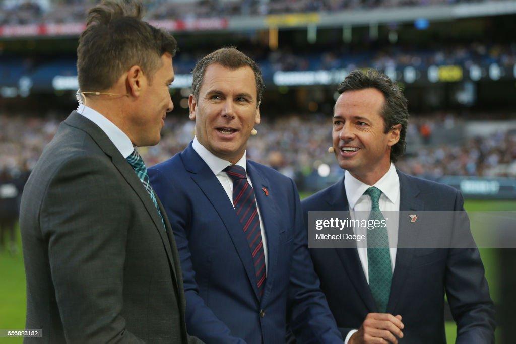 AFL Rd 1 - Carlton v Richmond