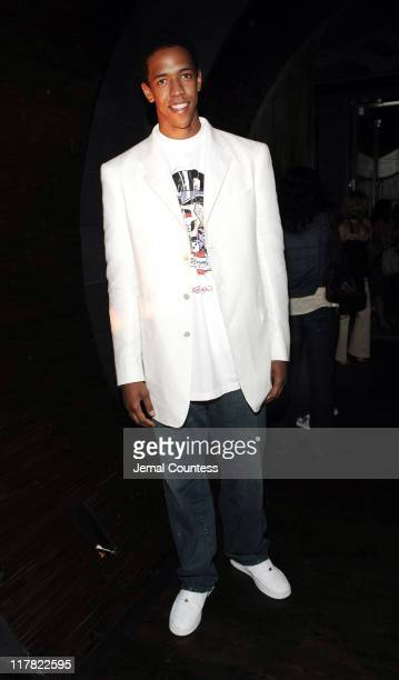 """Channing Frye during Entertainment Weekly's """"Must List"""" Atmosphere and Trade Shots at Buddha Bar in New York City New York United States"""