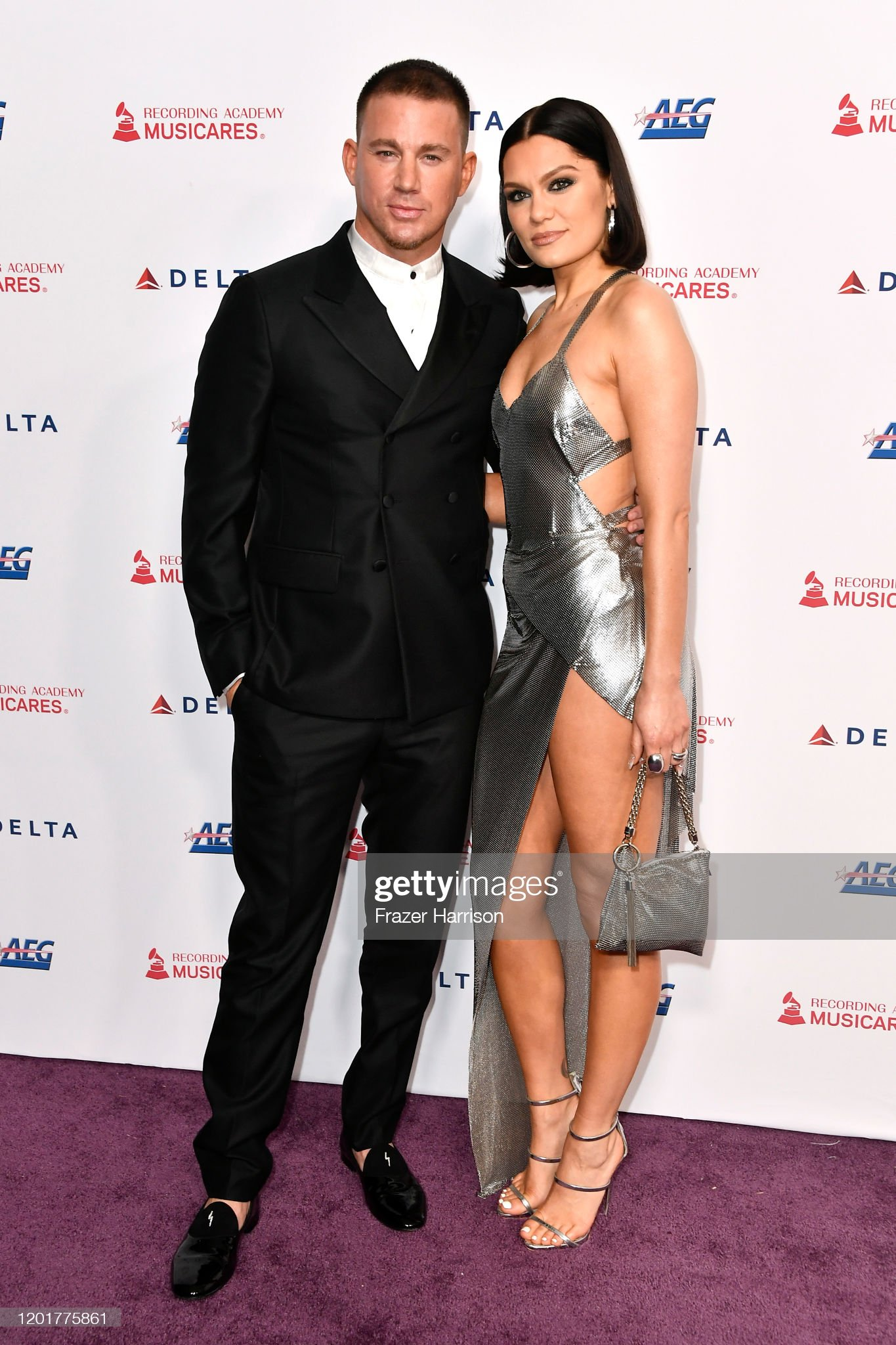 ¿Cuánto mide Channing Tatum? - Altura - Real height Channing-tatum-and-jessie-j-attend-musicares-person-of-the-year-at-picture-id1201775861?s=2048x2048