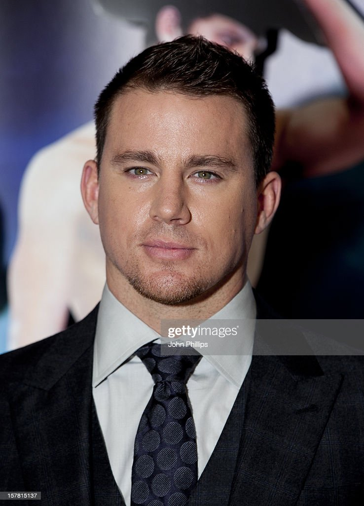 'Magic Mike' Premiere - London