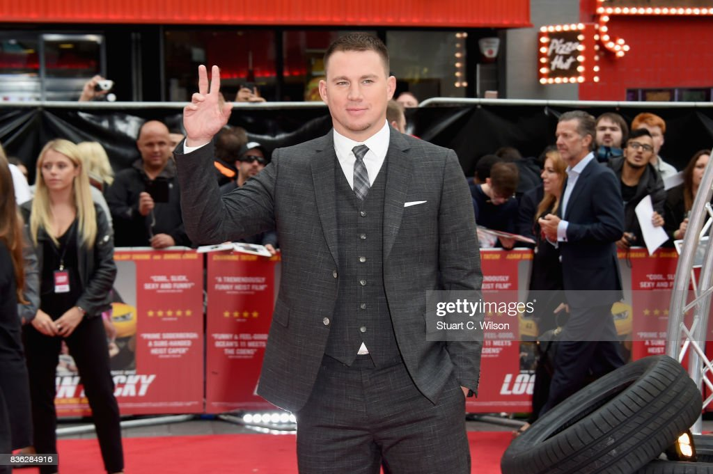 'Logan Lucky' UK Premiere - Red Carpet Arrivals