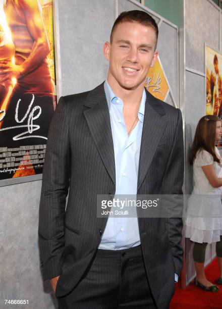 Channing Tatum at the The Arclight in Hollywood California
