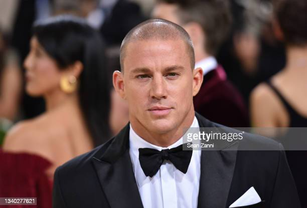 Channing Tatum attends 2021 Costume Institute Benefit - In America: A Lexicon of Fashion at the Metropolitan Museum of Art on September 13, 2021 in...