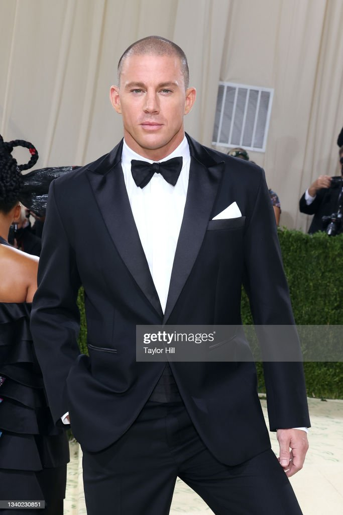 The 2021 Met Gala Celebrating In America: A Lexicon Of Fashion - Arrivals : News Photo