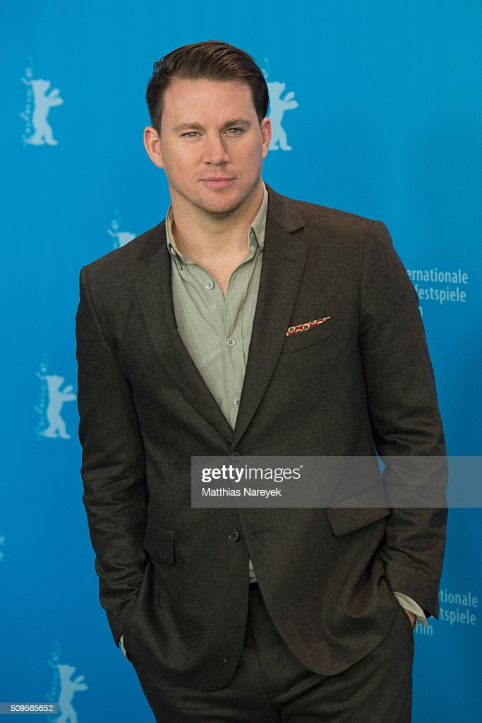Channing Tatum attends the 'Hail, Caesar!' photo call during the 66th Berlinale International Film Festival Berlin at Grand Hyatt Hotel on February 11, 2016 in Berlin, Germany.