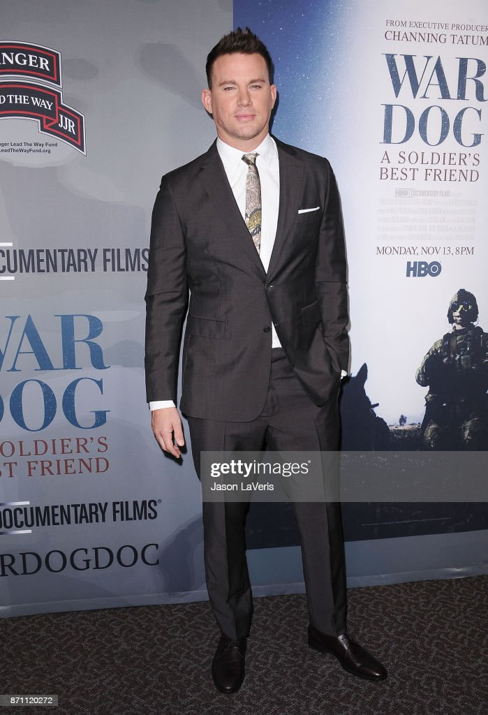 "HBO And Army Ranger Lead The Way Fun Present The Premiere Of ""War Dog: A Soldier's Best Friend"" - Arrivals"