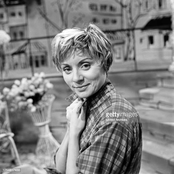 Chanson Kokett Musikalisches Rendezvous mit Annie Cordy Deutschland 1960