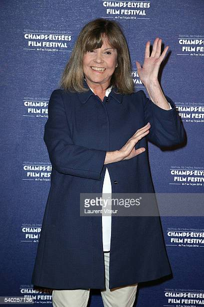 Chantal Goya attends the Closing Ceremony of 5th Champs Elysees Film Festival on June 14 2016 in Paris France
