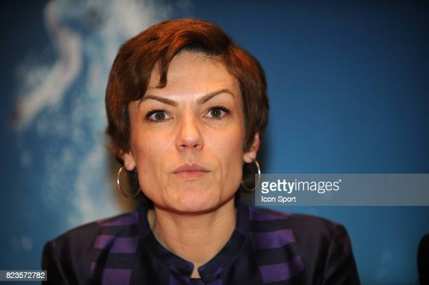 Chantal JOUANNO - - Fondation du groupement d'interet public - Nomination de Charles Beigbeder comme president du Comite de candidature d'Annecy pour...