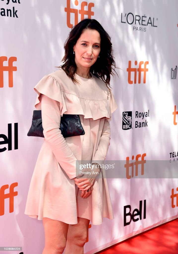 Chantal Kreviazuk attends the 'Sharkwater Extinction' premiere during the 2018 Toronto International Film Festival at Roy Thomson Hall on September 7, 2018 in Toronto, Canada.