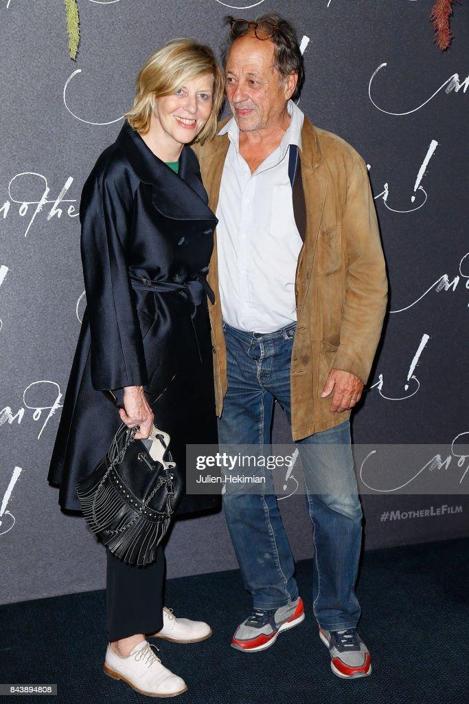 """""""mother!"""" Paris Premiere : News Photo"""