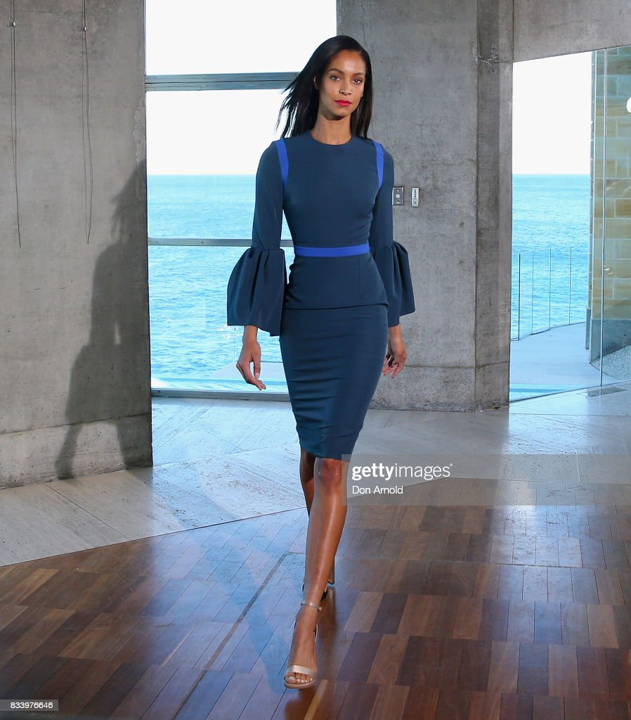 Myer Spring 2017 Fashion Launch : News Photo