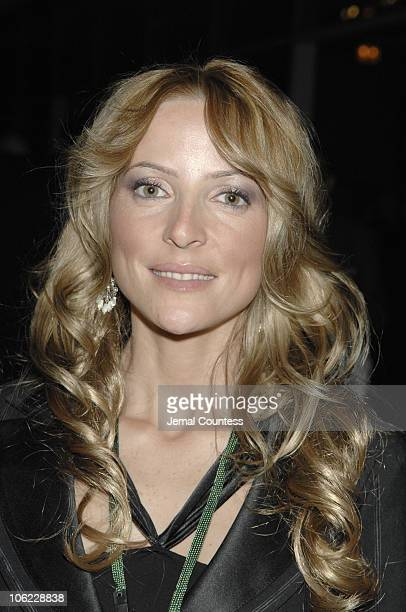 Chantal Sutherland during The Muscular Dystrophy Association's 10th Annual Muscle Team Gala at Pier 60 at Chelsea Piers in New York City New York...