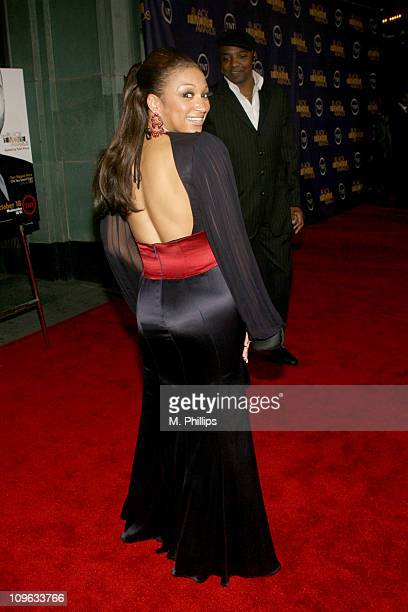 Chante Moore 12556_MP_0618JPG during 2006 TNT Black Movie Awards Red Carpet at Wiltern Theatre in Los Angelses California United States