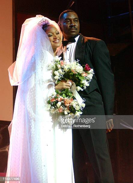 Chante Moore and Clifton Powell perform in their new stage playThe Things that Lovers Do Their new CD comes out on February 11